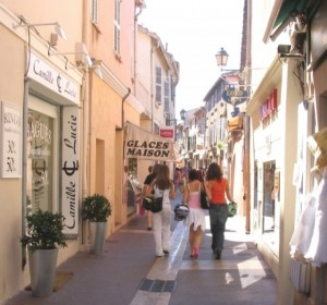 Saint-Tropez_Shopping